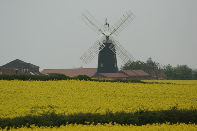 Hewitts Mill Heapham