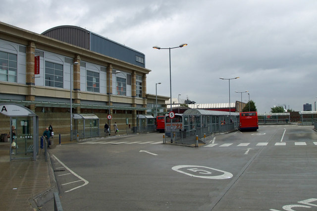 Scunthorpe Bus Station