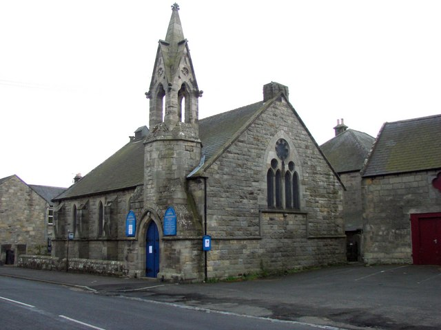 United Reformed Church, Thropton