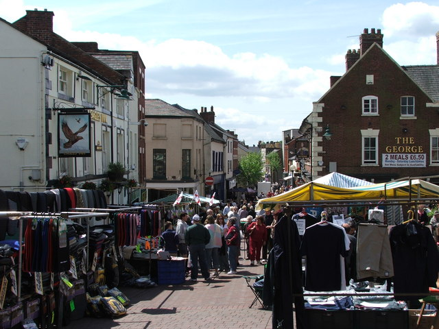 Oswestry Marketplace.