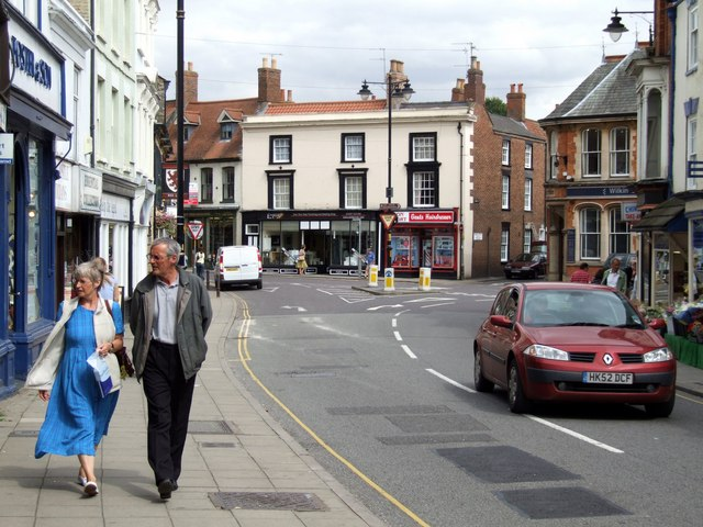 High Street, Horncastle