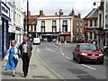 TF2569 : High Street, Horncastle by Dave Hitchborne