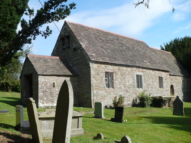 Llandegveth Church (St Thomas)