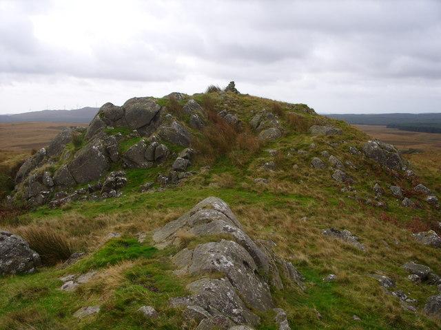 Craigmoddie Fell Cairn