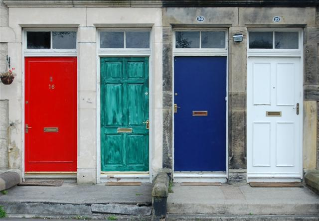 Front Doors 169 Paul Mcilroy Cc By Sa 2 0 Geograph