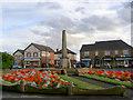SE3600 : Hoyland war memorial. by Steve  Fareham