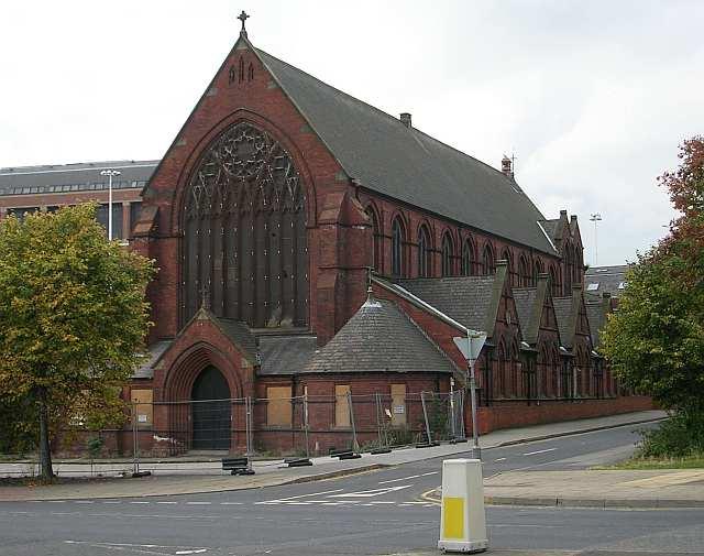 St Patrick 39 S Catholic Church York Road Betty Longbottom Geograph Britain And Ireland