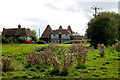 TQ7748 : Oast House at Charlton Farm, Lower Farm Road, near Boughton Monchelsea, Kent by Oast House Archive