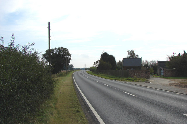 A47(T) east of Bilney
