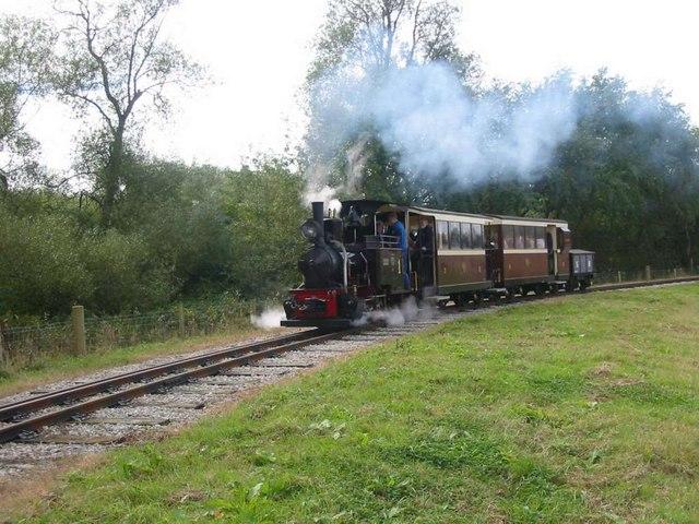 Statfold Barn Narrow Gauge Railway