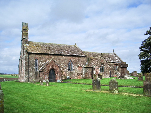 Church of St Mungo, Bromfield