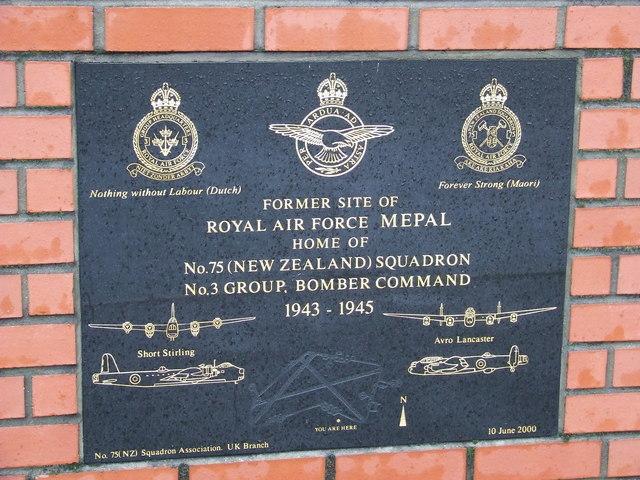 R.A.F. Mepal Memorial