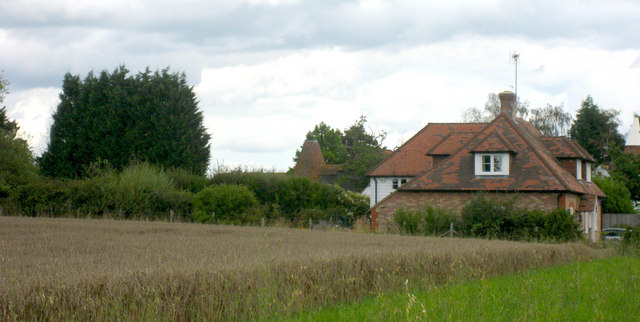 Oast House at Henhurst Farm, Pinnock Lane, Staplehurst, Kent