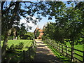 TQ7940 : Rock Farm Oast House, Rocks Hill, Frittenden, Kent by Oast House Archive