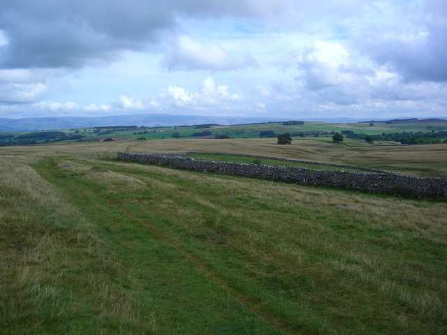 The Track from Town Head to Long Mire