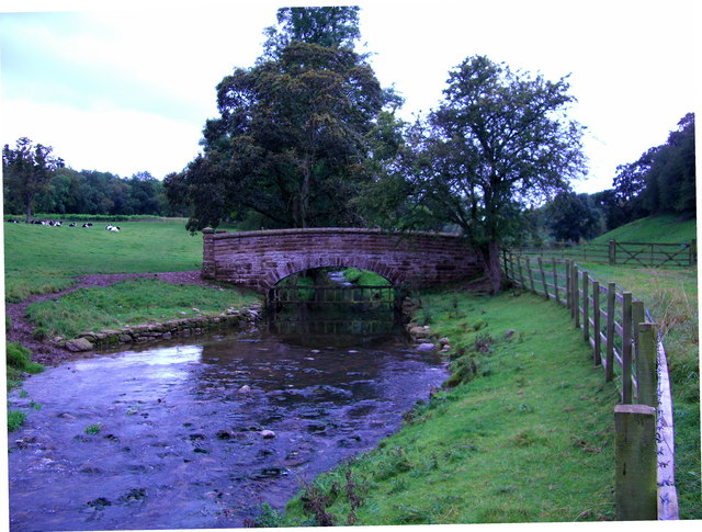 Bridge over a tributary of the River Lyvennet