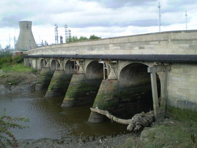 Converted aqueduct