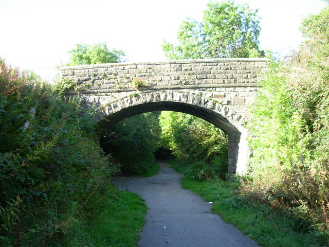 bridge adjoining Camerton Road