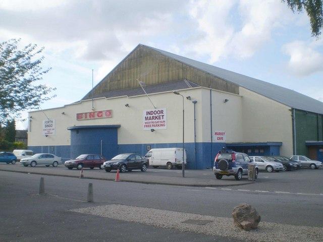 Falkirk Indoor Market