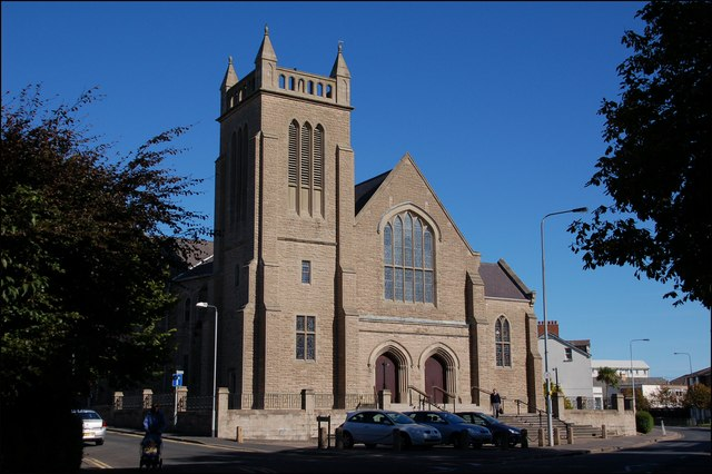 Hamilton Road Presbyterian Church, Bangor