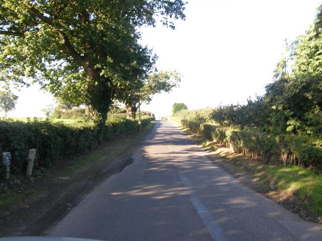 Corcullentragh Road