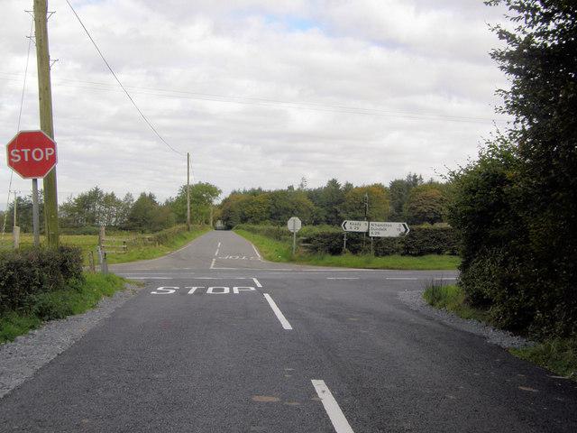 Tottens Crossroads
