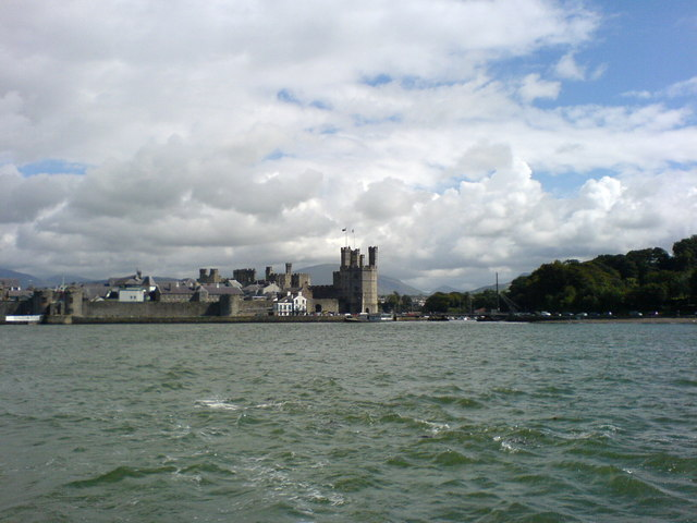 Caernarfon Castle