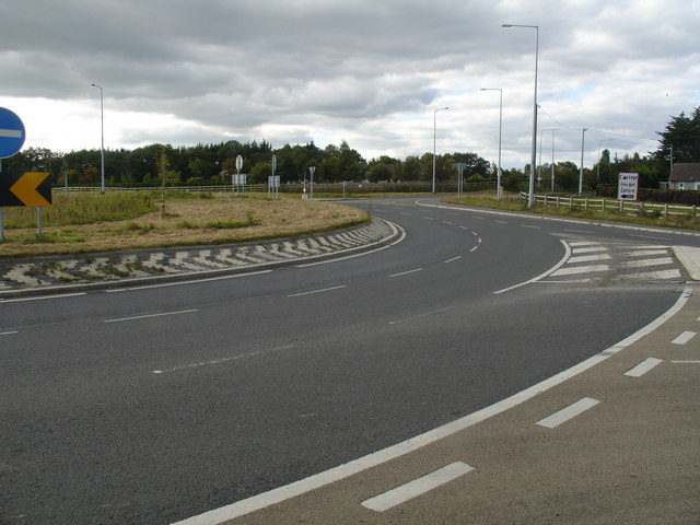 Ashbourne South Roundabout