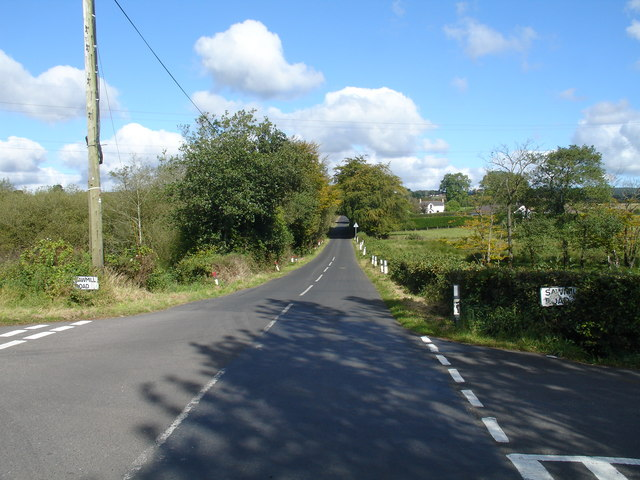 Ballynashee & Sawmill Road Junction