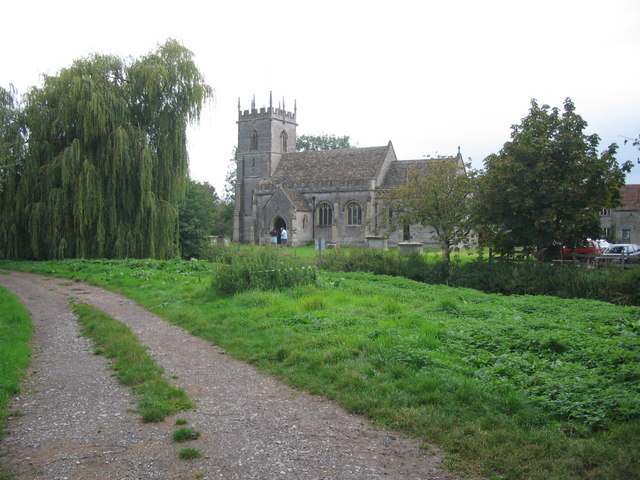 St. Peters, West Lydford