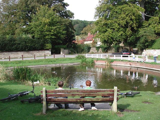 The Green, Brantingham