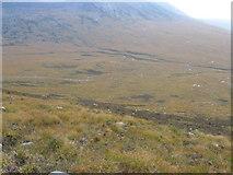 NR9543 : Below Garbh-choire Dubh by Chris Wimbush
