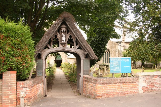 Lych Gate War Memorial