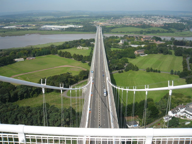 Severn Bridge - Public Access
