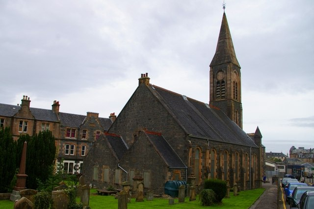 Oban Parish Church