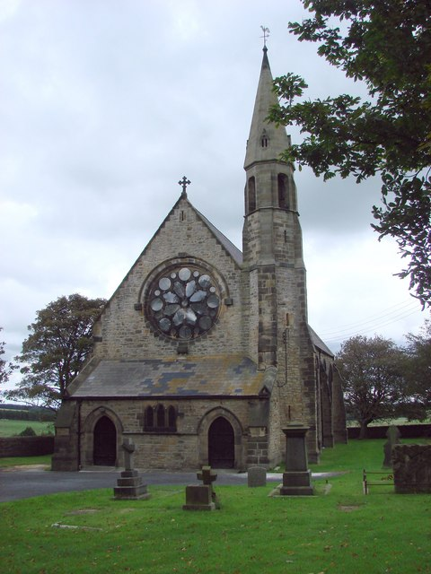Church of St Philip and St James, Tow Law