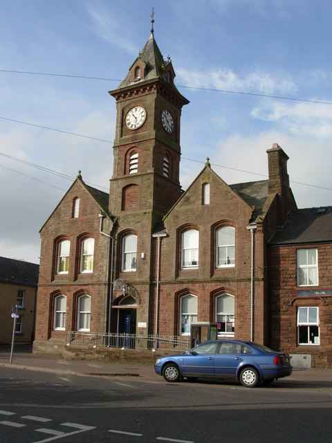 Egremont Town hall