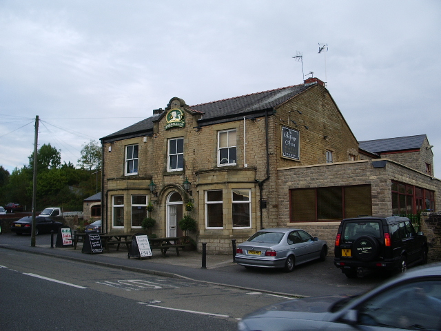 The Billinge Arms, Billinge