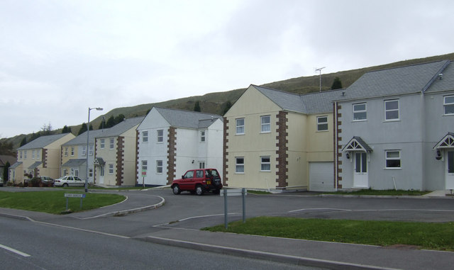 New housing at Whitemoor