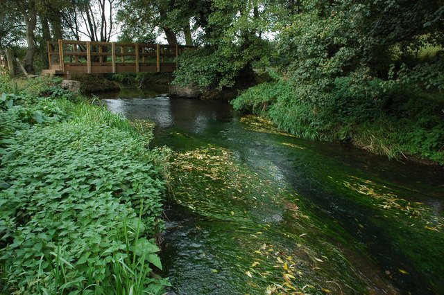 Bow Brook at Peopleton