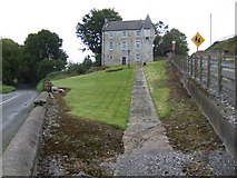 W9698 : Garda house, Ballyduff, Co. Waterford by Jonathan Billinger