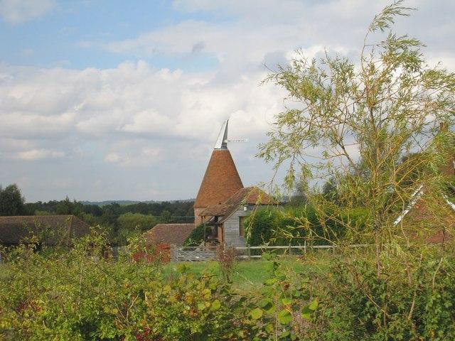 The Oast, Ripper's Cross, Hothfield, Kent