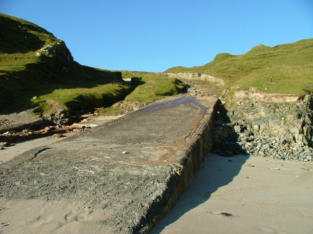 Slipway at Port Stoth