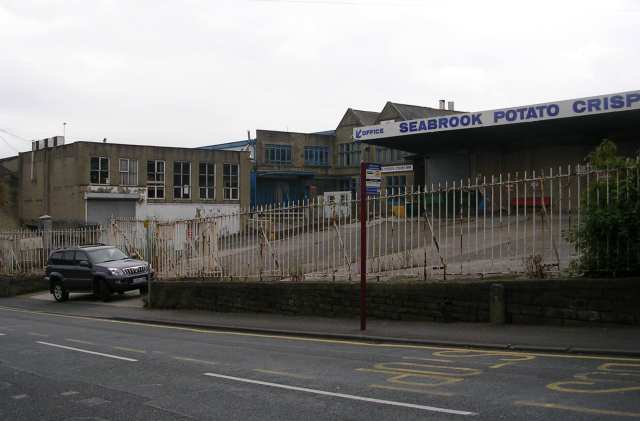 Seabrook Potato Crisps Factory - Allerton Road