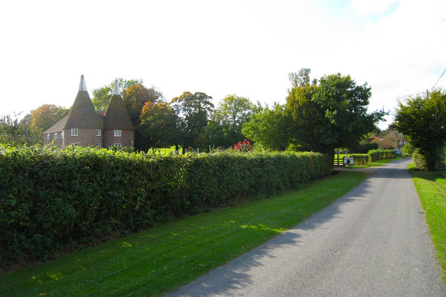 Odiam Oast, Lower Road, near Stone, Kent