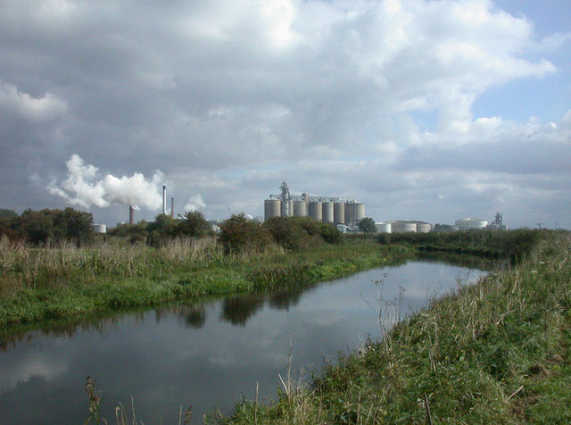 Wissington Sugar Factory