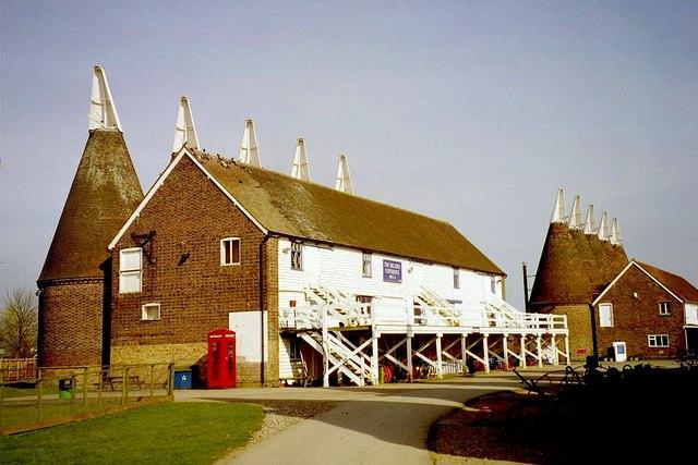 Bell 4, Beltring Hop Farm, Beltring, Kent