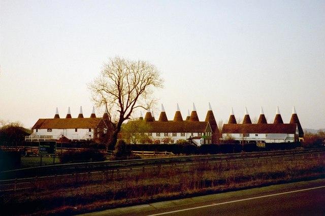 Bells 1-4, Beltring Hop Farm, Beltring, Kent