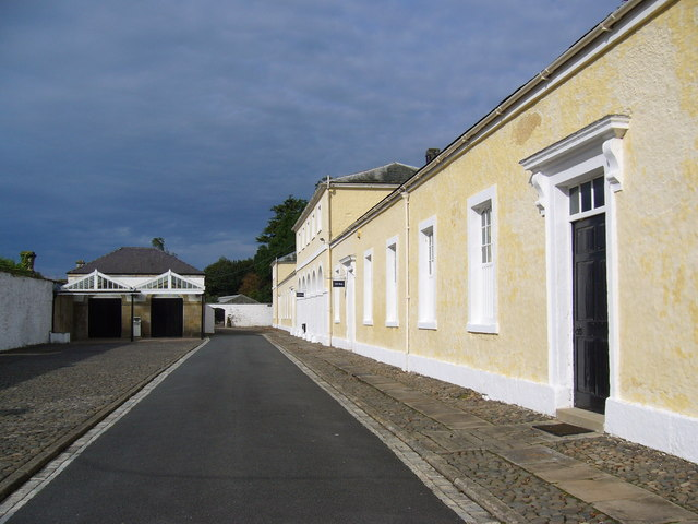 Raby Castle Carriage House