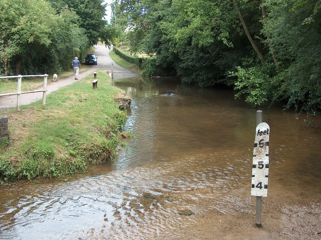 The Ford at Terling